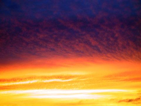 fiery sky 2