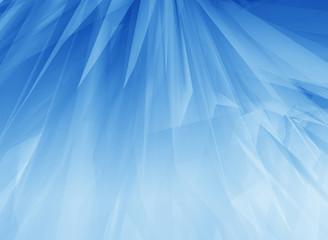 blue glow feathers