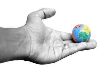 mano y tierra