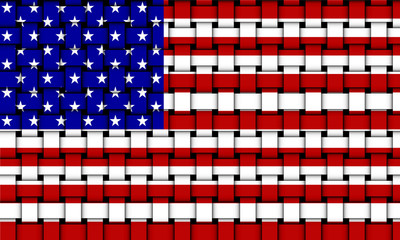 flagge der usa 002