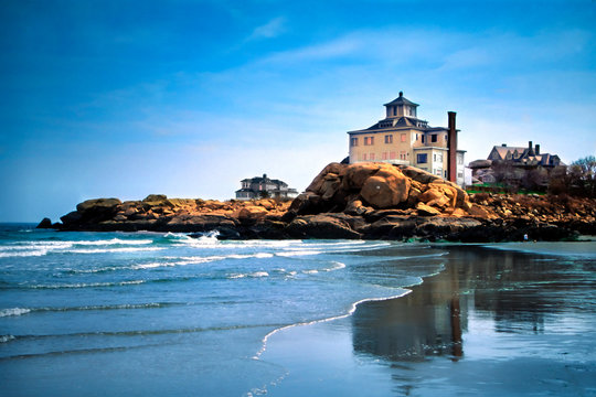the beaches of cape ann, massachusetts