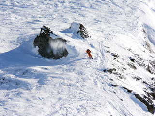 the north face freeride les arcs