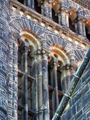 ornate stone