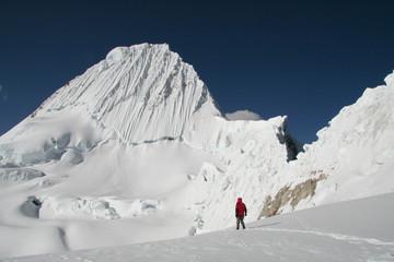 mountain alpamayo