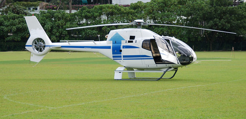 helicopter for hire