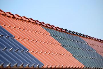 dachziegel mehrfarbig