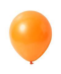 balloon on white with path