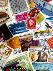 foreign postage