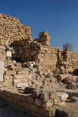 keisaria castle ruins