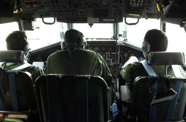 cockpit transall 2