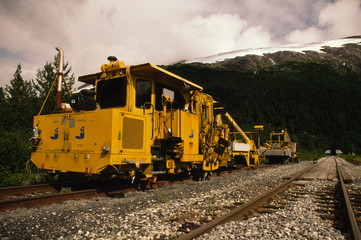 railroad construction