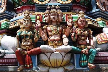 Keuken foto achterwand India india, chennai: indouist temple