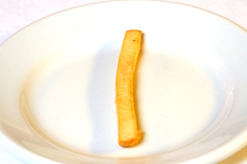 single french frie