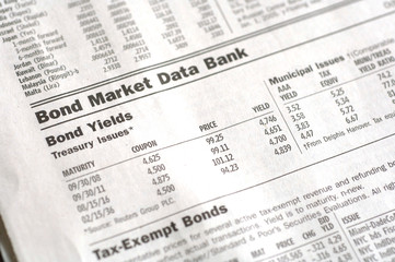 bond market financials