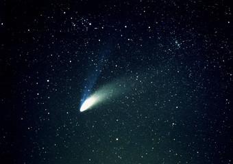 comète hale bopp