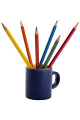 pot de crayon détouré