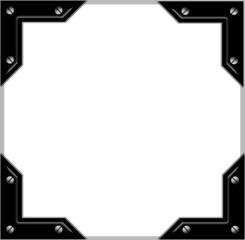frame iron