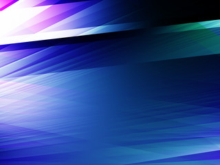 background abstract in blue