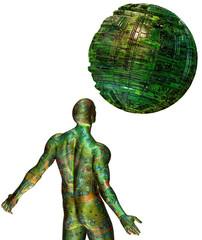 digital 3d body