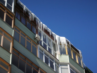 icicles on the sun
