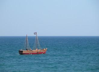 pirates ship