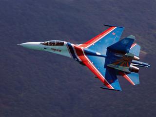 su-27 airshow