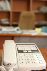 phone at office
