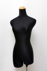black mannequine