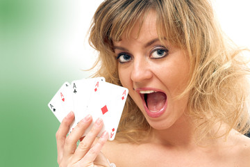 to gamble