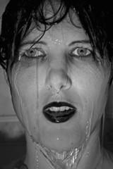 peur sous la douche