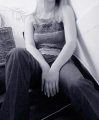 girl woman model posing photographed for model por