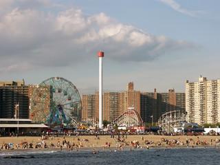 coney island astroland amusement park