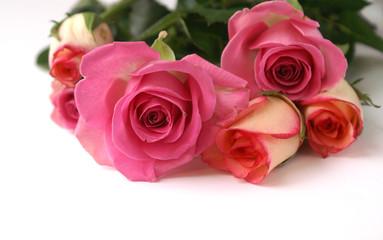floral rose bouquet