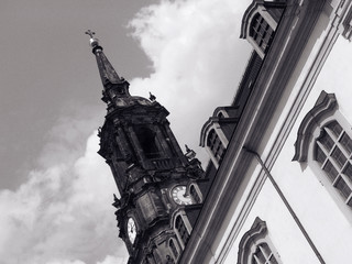 drei-königs-kirche dresden