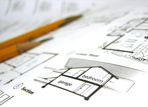real estate blueprint