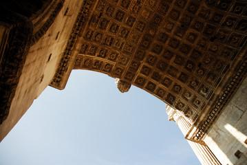 Spoed Foto op Canvas Milan rome