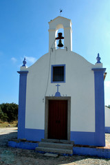 portugal, alentejo: chapel near evora