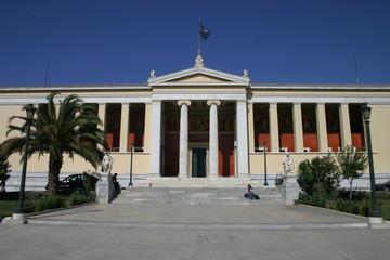 univeristy, athens, greece