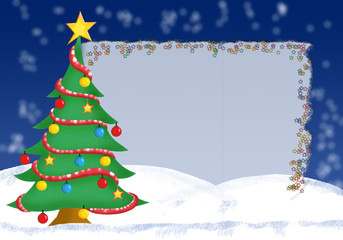 christmas greeting card - 3