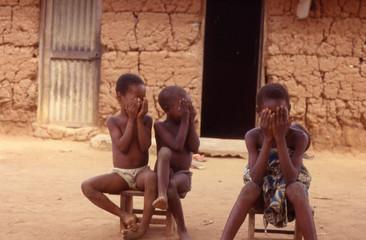 dans les yeux d'une afrique