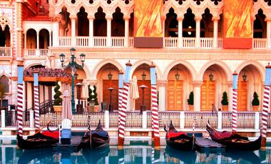 Papiers peints Las Vegas venetian, las vegas