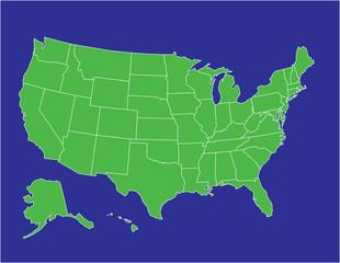 united states map 02