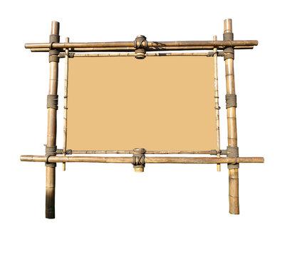 bamboo billboard