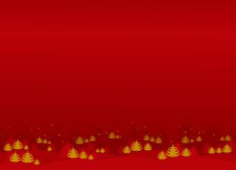 christmas / new year background illustration