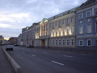 moscow quay kadashevskaja
