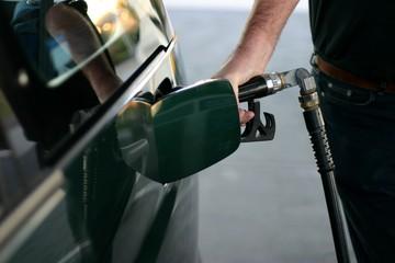 petrol refueling