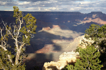 grand canyon vom hopi point