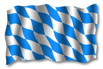 flagge bayern (2) 2006 im wind