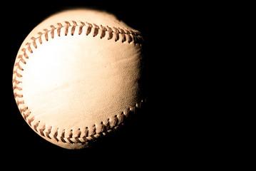 stock photo of a baseball