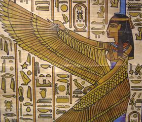 Tuinposter Egypte papyrus